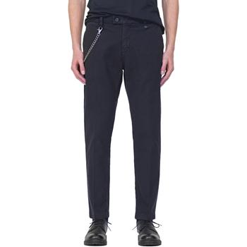 Textil Muži Mrkváče Antony Morato MMTR00526 FA800094 Modrý