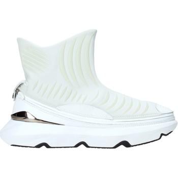Boty Muži Kotníkové tenisky Ea7 Emporio Armani X8Z019 XK121 Bílý