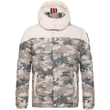 Textil Muži Prošívané bundy Invicta 4431599/U Béžový