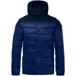 Textil Muži Prošívané bundy Invicta 4431604/U Modrý