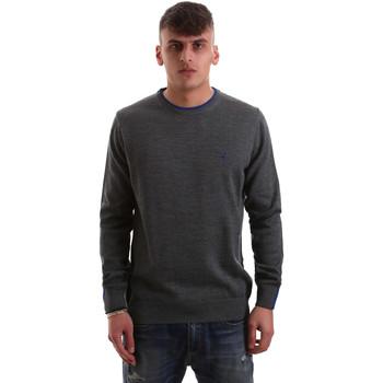 Textil Muži Svetry Navigare NV10217 30 Šedá