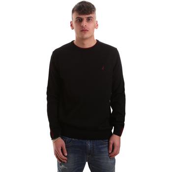 Textil Muži Svetry Navigare NV10217 30 Černá