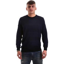 Textil Muži Svetry Navigare NV10218 30 Modrý
