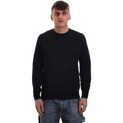Textil Muži Svetry Navigare NV10219 30 Modrý