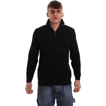 Textil Muži Svetry Navigare NV10247 51 Modrý