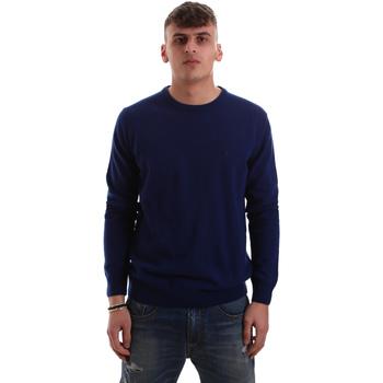 Textil Muži Svetry Navigare NV10260 30 Modrý