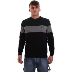 Textil Muži Svetry Navigare NV10269 30 Modrý