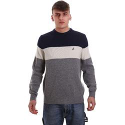 Textil Muži Svetry Navigare NV10269 30 Šedá