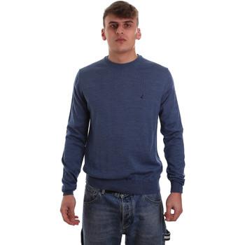 Textil Muži Svetry Navigare NV11006 30 Modrý