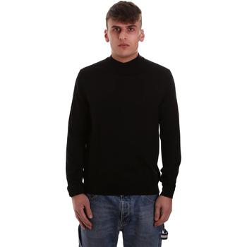Textil Muži Svetry Navigare NV11006 32 Černá
