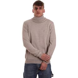Textil Muži Svetry Navigare NV11006 33 Béžový