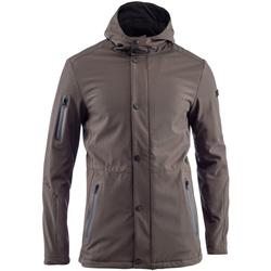 Textil Muži Parky Lumberjack CM50221 002 404 Zelený