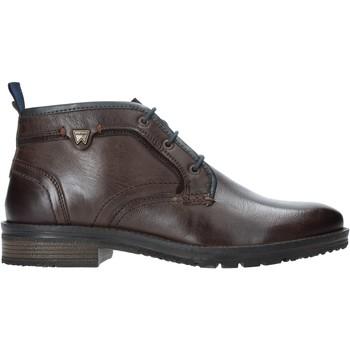 Boty Muži Kotníkové boty Wrangler WM92063A Hnědý