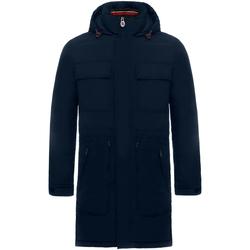 Textil Muži Parky Invicta 4432370/U Modrý