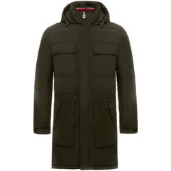 Textil Muži Kabáty Invicta 4432370/U Zelený