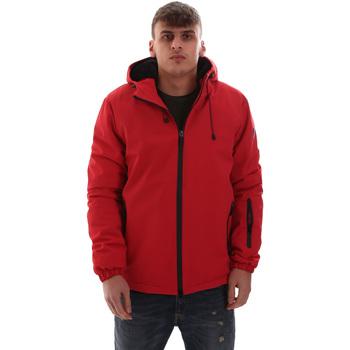 Textil Muži Bundy Invicta 4431570/U Červené