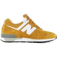 Boty Muži Nízké tenisky New Balance NBM576YY Žlutá