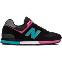 Boty Muži Nízké tenisky New Balance NBOM576BTP Černá