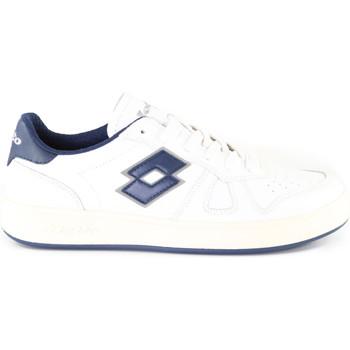 Boty Muži Nízké tenisky Lotto L58229 Bílý