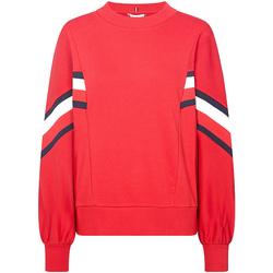 Textil Ženy Mikiny Tommy Hilfiger WW0WW25803 Červené