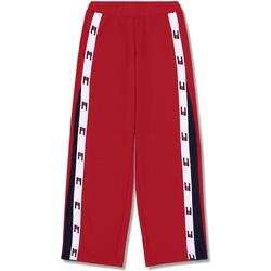 Textil Ženy Teplákové kalhoty Tommy Hilfiger S10S100175 Červené