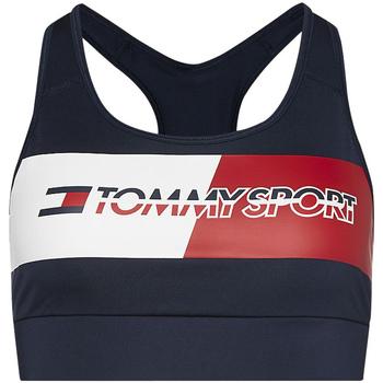 Textil Ženy Sportovní podprsenky Tommy Hilfiger S10S100299 Modrý