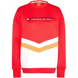 Textil Ženy Mikiny Tommy Hilfiger S10S100367 Červené