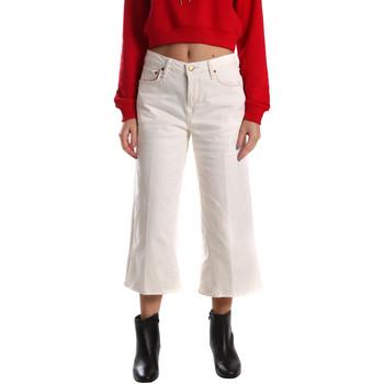 Textil Ženy Rifle 3/4 & 7/8 Pepe jeans PL203424R Béžový