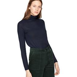 Textil Ženy Svetry Pepe jeans PL504278 Modrý