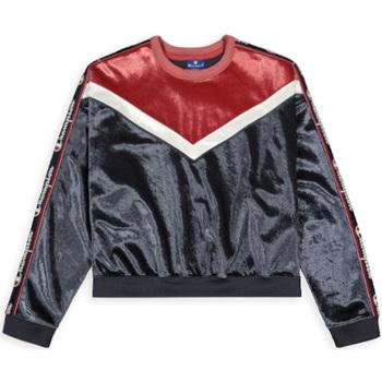 Textil Ženy Mikiny Champion 112276 Modrý