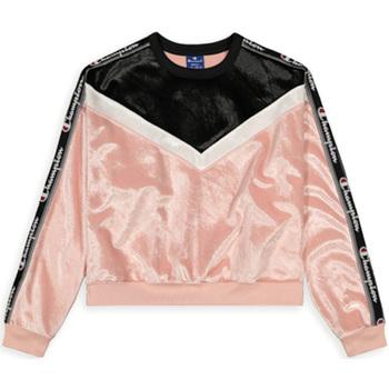 Textil Ženy Mikiny Champion 112276 Růžový