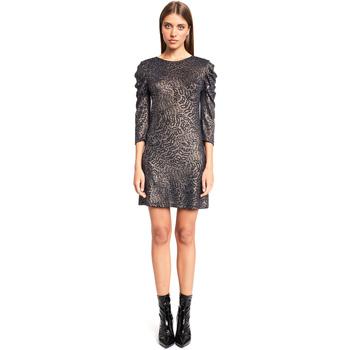 Textil Ženy Krátké šaty Denny Rose 921ND14002 Černá
