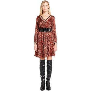 Textil Ženy Krátké šaty Denny Rose 921ND15008 Červené