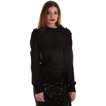 Textil Ženy Halenky / Blůzy Denny Rose 921ND45001 Černá