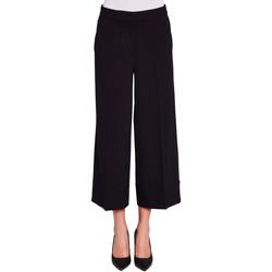 Textil Ženy Turecké kalhoty / Harémky Gaudi 921FD25015 Černá