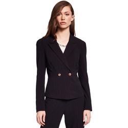 Textil Ženy Saka / Blejzry Gaudi 921FD35009 Černá