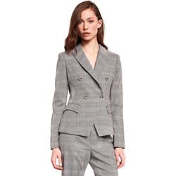 Textil Ženy Saka / Blejzry Gaudi 921FD35034 Černá