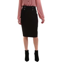 Textil Ženy Sukně Gaudi 921FD75001 Černá