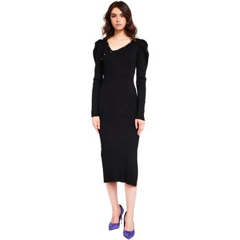 Textil Ženy Krátké šaty Gaudi 921FD13002 Černá
