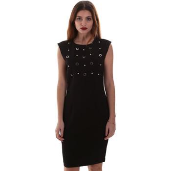 Textil Ženy Krátké šaty Gaudi 921FD15004 Černá