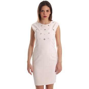 Textil Ženy Krátké šaty Gaudi 921FD15004 Béžový