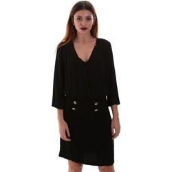 Textil Ženy Krátké šaty Gaudi 921FD15037 Černá