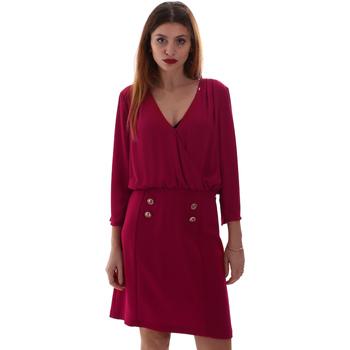 Textil Ženy Krátké šaty Gaudi 921FD15037 Růžový