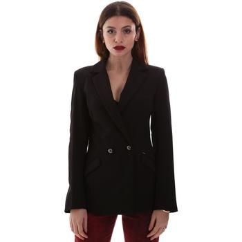 Textil Ženy Saka / Blejzry Gaudi 921FD35003 Černá