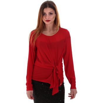 Textil Ženy Košile / Halenky Gaudi 921FD45029 Červené