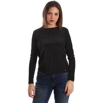 Textil Ženy Halenky / Blůzy Gaudi 921FD64011 Černá