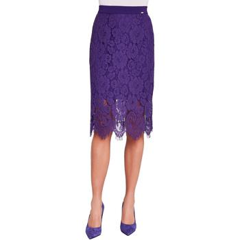 Textil Ženy Sukně Gaudi 921FD75003 Fialový