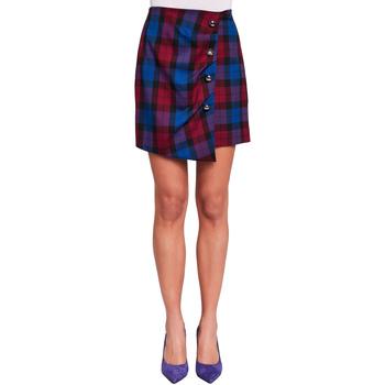 Textil Ženy Sukně Gaudi 921FD75005 Modrý