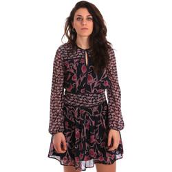 Textil Ženy Krátké šaty Gaudi 921BD15013 Modrý