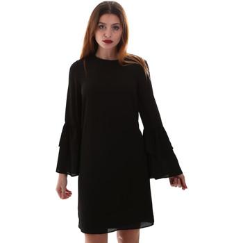 Textil Ženy Krátké šaty Gaudi 921BD15025 Černá